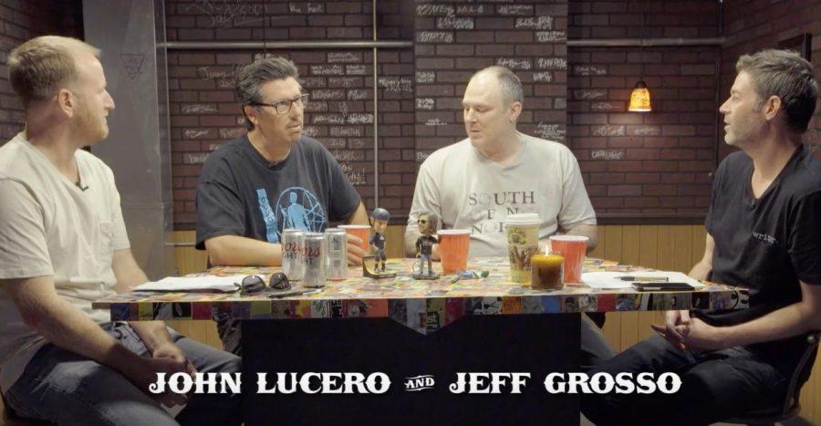 Rob Brink Jeff Grosso John Lucero Dill Peralta