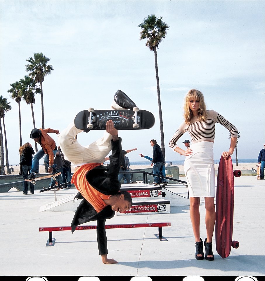 vogue skateboarding fashion