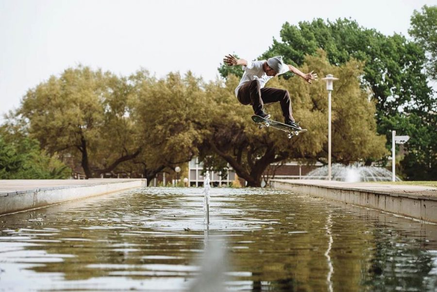 tj rogers wooo the bunt live skateboard podcast fountain ollie 2