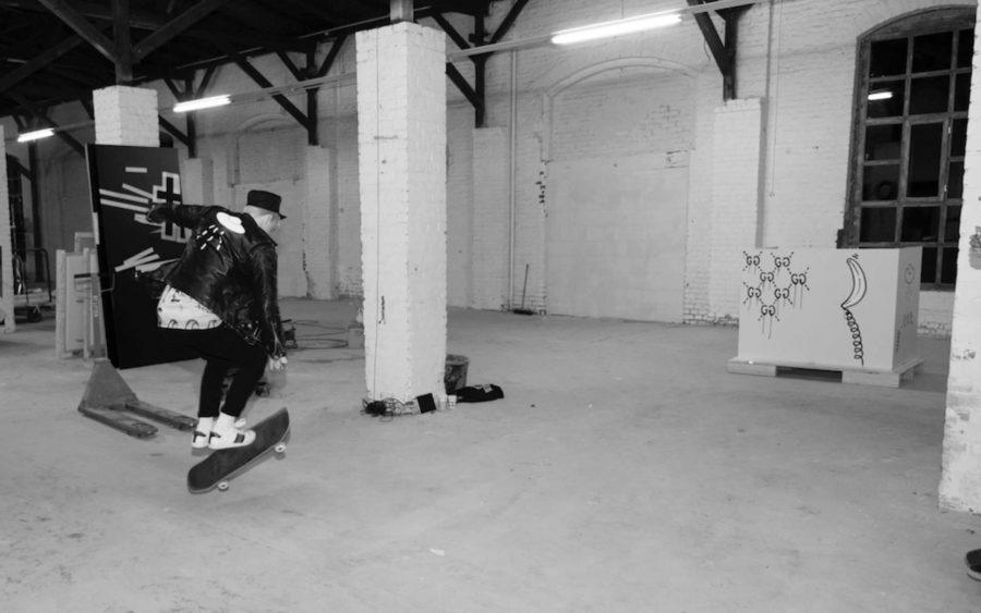 trouble-trevor-andrew-guccighost-skateboarding-artist-in-berlin-warehouse