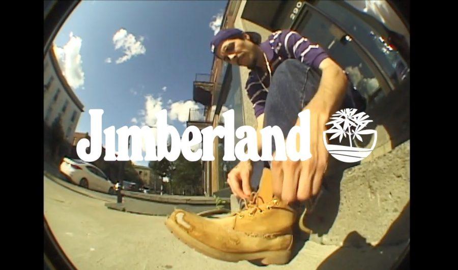 jimberland timberland skateboarding part prodigy board rap