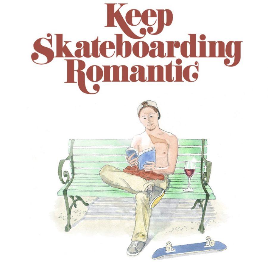 "NYC's Obsession w/ Copenhagen Grows w/ ""Keep Skateboarding Romantic"""