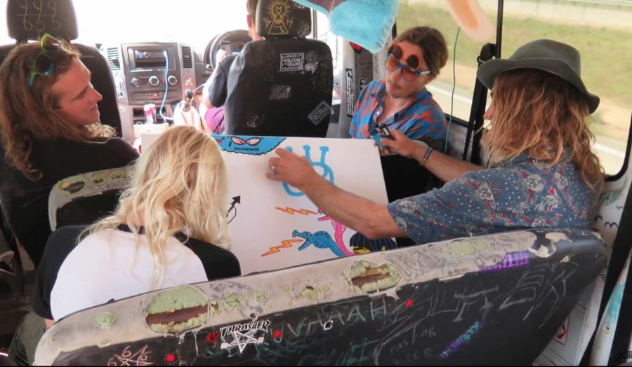 Get In The Van: Reflecting Back On Driving a Skateboard Demo Van for 10-years
