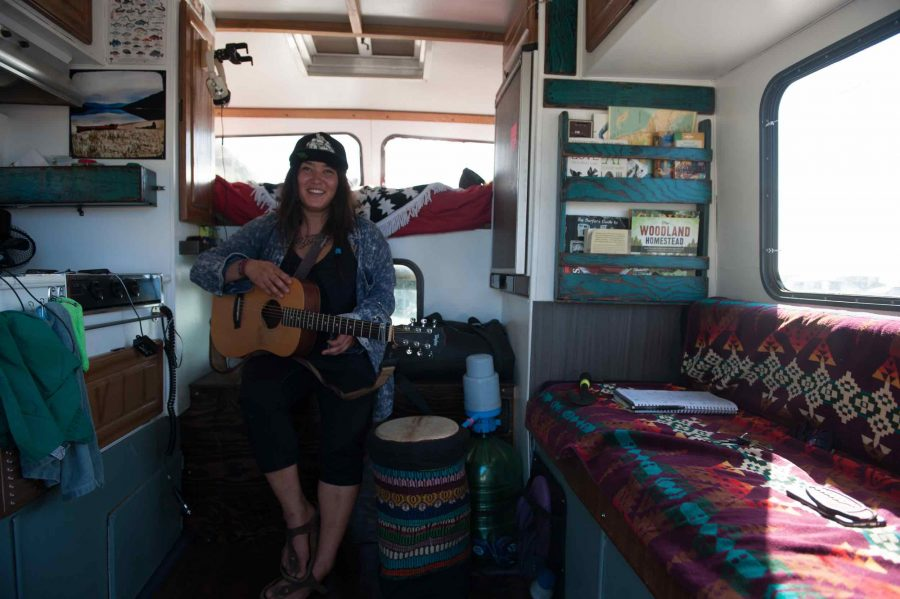 Jess Kimura Does #VanLife Properly | A Mexican surf-trip to edit 'The Uninvited Project'