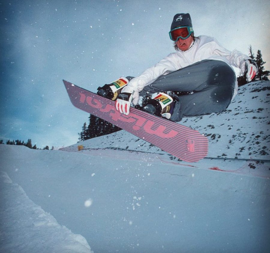 Legendary Photographer Bud Fawcett's Scanner Is ON FIRE w/ Snowboard History | Don't forget your roots!