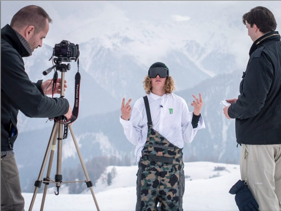 Talking Tall-man Snowboarder Style w/ the 6'4″ Sebbe de Buck