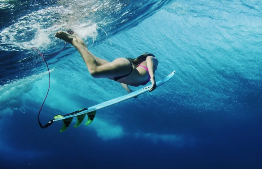 CNN Votes Morgan Maassen As Having Worlds Coolest Job | Surf photography/filmmaking still on top