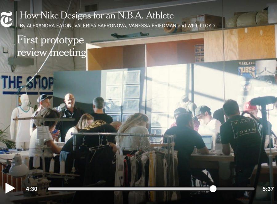 Nike Head Designers Fav Surf / Skate Magazine Revealed