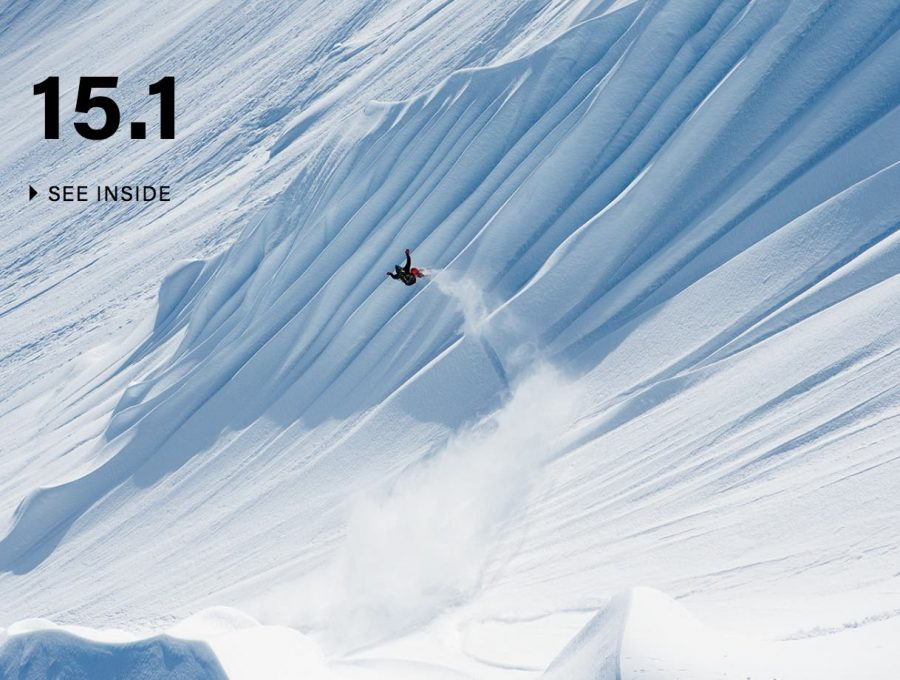 Get Into Some New 'Snowboarders Journal' Print | Inside 15.1
