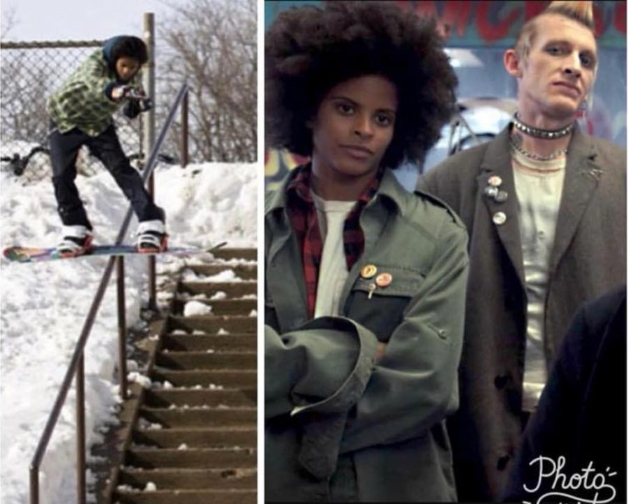 From Pro Snowboarder To 'Stranger Things' | Gabby Maiden breaks down the journey