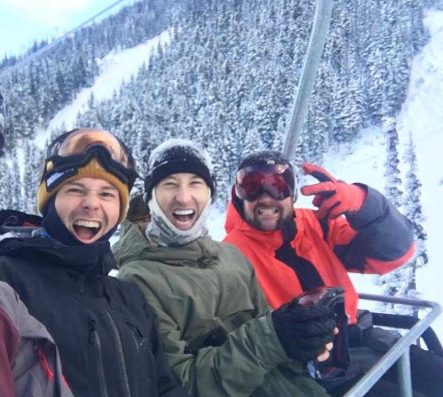 Support Gerhard Gross' Battle | Snowboarding VS. cancer