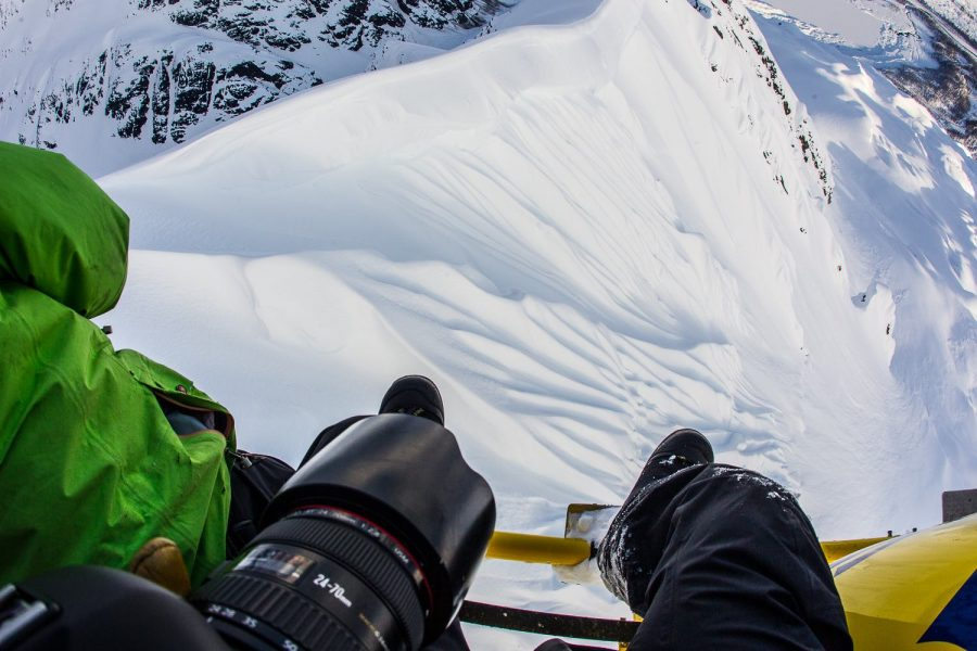 """Behind The Cover: Happy Accidents in Alaska w/ Nico Müller 