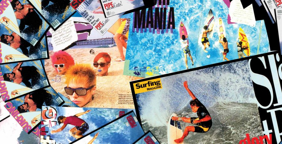 The Life + Legacy of SURFING Mag   Cause of death: Internet? Industry?