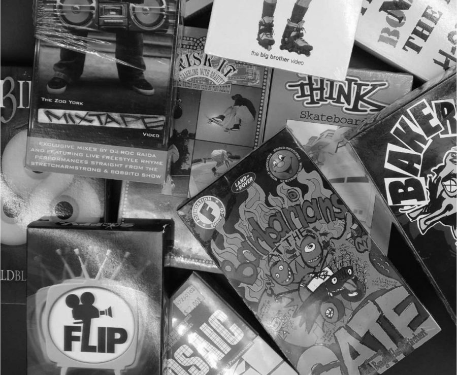 Meet 'The Secret Tape' Who Owns + Sells Every Skateboard VHS Ever Made