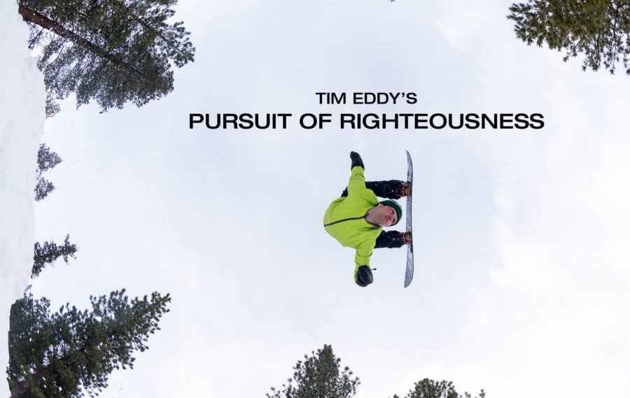 "Tim Eddy's ""Pursuit Of Righteousness"" 
