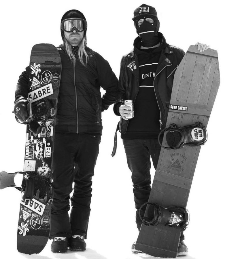 """Meet the European Scotty Wittlake: PJ Gustafsson   """"A hero who carries the eternal flame of snowboarding's rebellious core."""""""