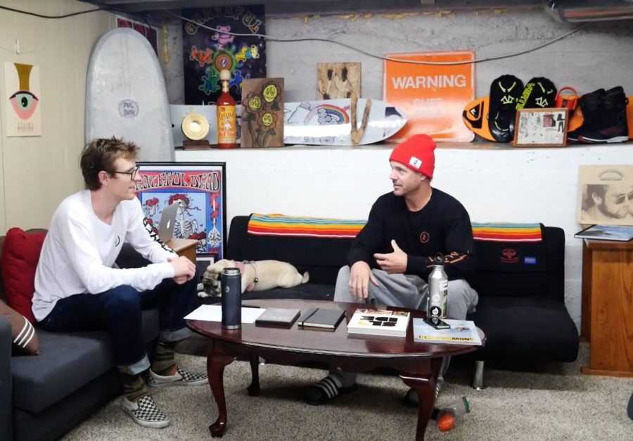 The Bootpack Show Ep. 1 w/ Jibber Jeremy Jones   Reliving the snowboard glory days +