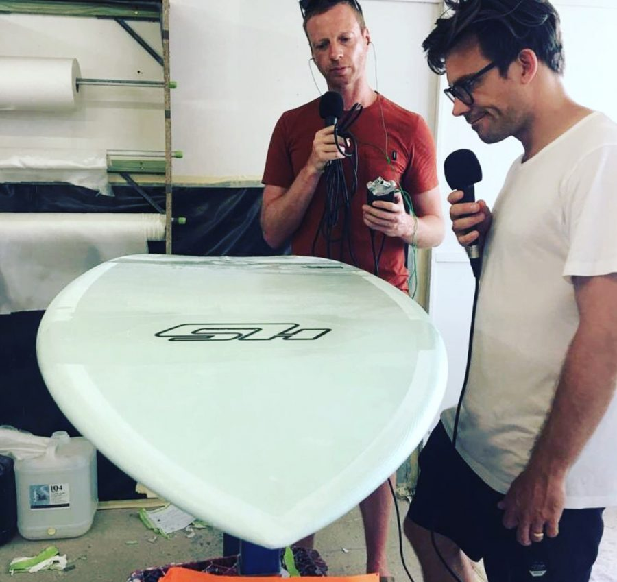 We Look Sideways Podcast w/ Hayden Shapes | The surfboard that took over the world