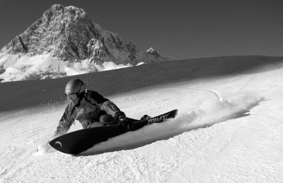 A History Of Snowboarding w/ the OG of Carving + 'Shaping'