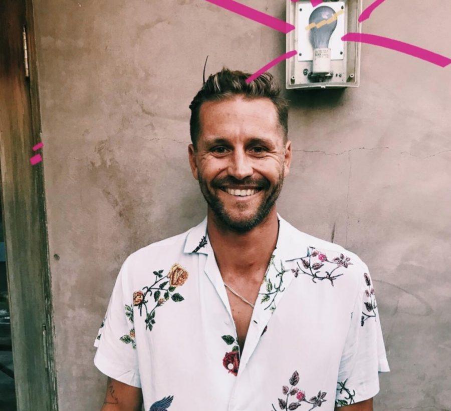 Luke Stedman: Surf/Fashion Tastemaker | Drink inspiration w/ the handsome devil