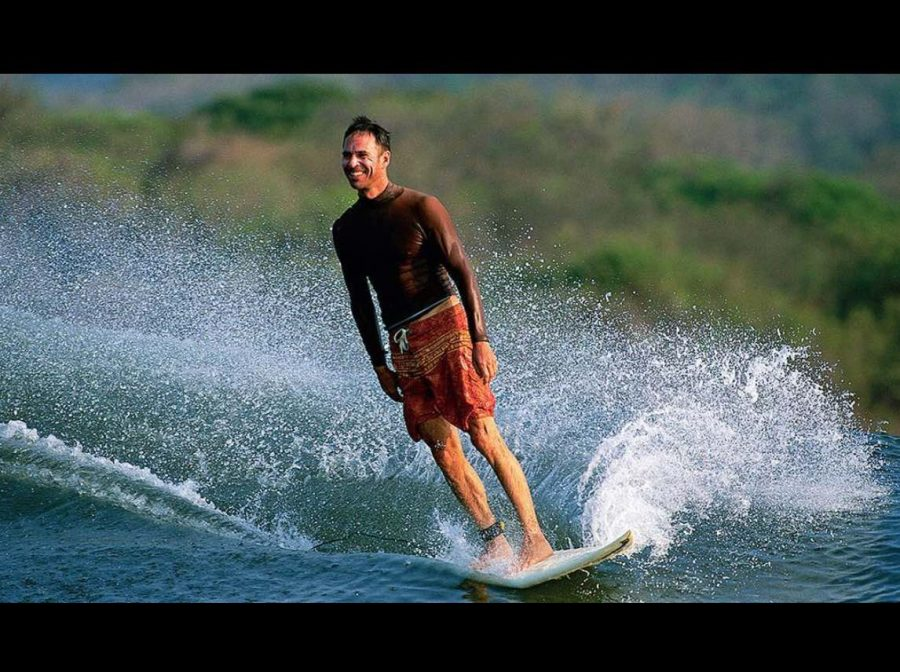 'Wax On' w/ Surfings Greatest Historian Matt Warshaw   The voice of the 'Encyclopedia Of Surfing' tells his story