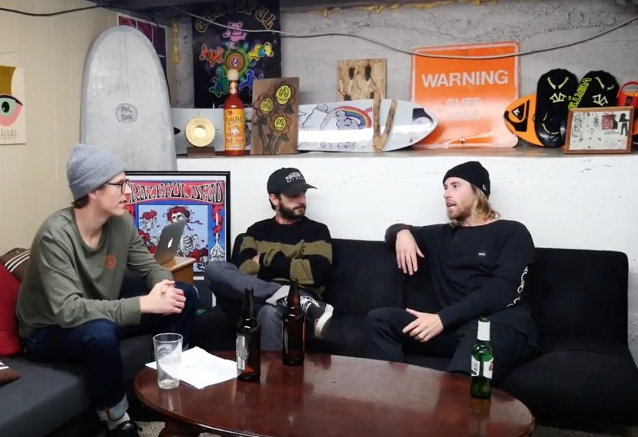 The Bootpack Show Ep. 2 w/ Sage Kotsenburg   Reliving post-Gold glory + madness
