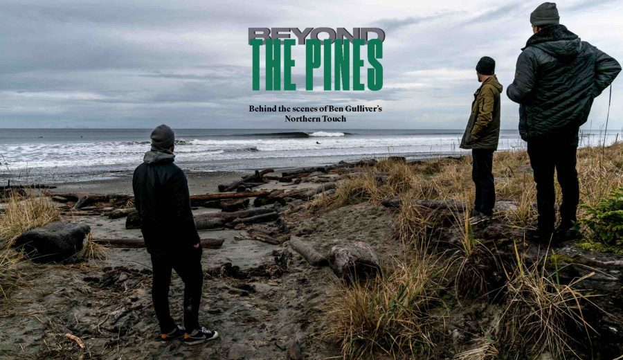 """Go """"Beyond The Pines"""" Of """"Northern Touch"""" 
