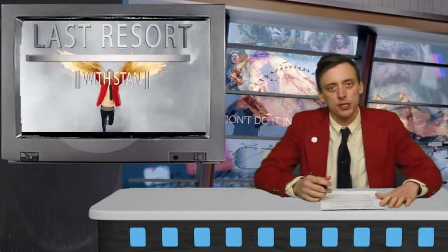 "Last Resort w/ Stan | ""JP Walker is super self-conscious about his position in snowboarding."""