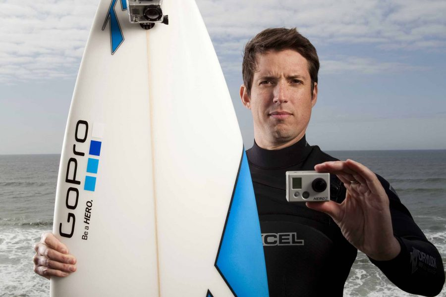 Surfings First (Only?) Billionaire Looking To Sell GoPro | CEO takes pay cut from millions to $1