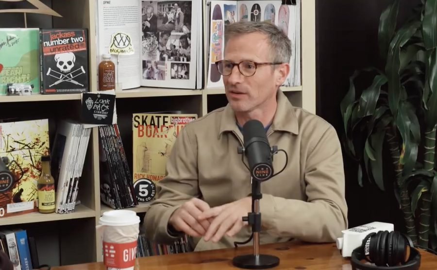 Spike Jonze On 'The Nine Club' | From bmx'ing to skating to Hollywood awards