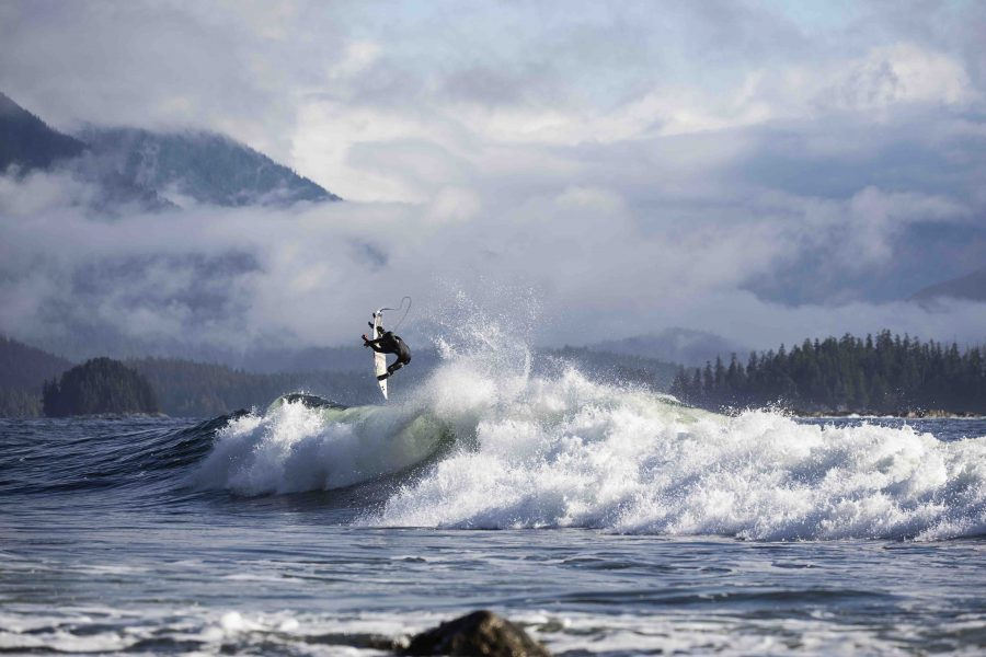 Debunking Canadian Surf Stereotypes | Waves are warm, crowded, + bear free?
