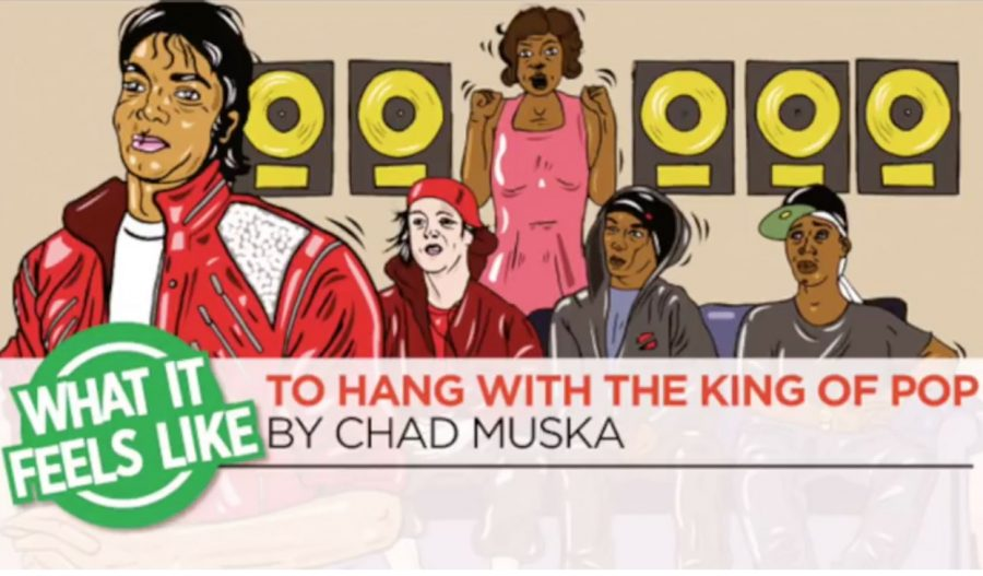 Reliving the Time Chad Muska Hung Out w/ Michael Jackson | Stevie Williams + The Muska hanging w/ the King of Pop