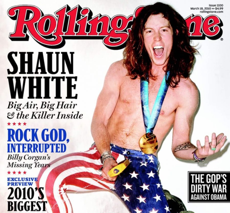 "Shaun White Details Olympic Gold Run in ROLLING STONE | ""I would love to compete as a skateboarder in the 2020 Tokyo Games."""