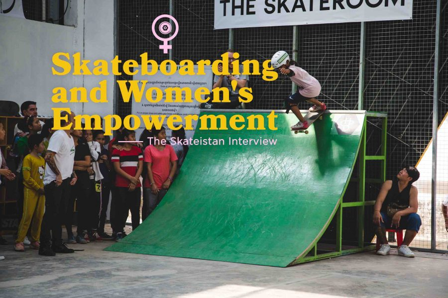 Women's Empowerment Through Skateboarding w/ Skateistan