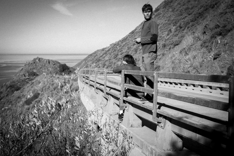 Following a Trail of 'Sex Cults + Anarchy' In Search of Surf in Big Sur