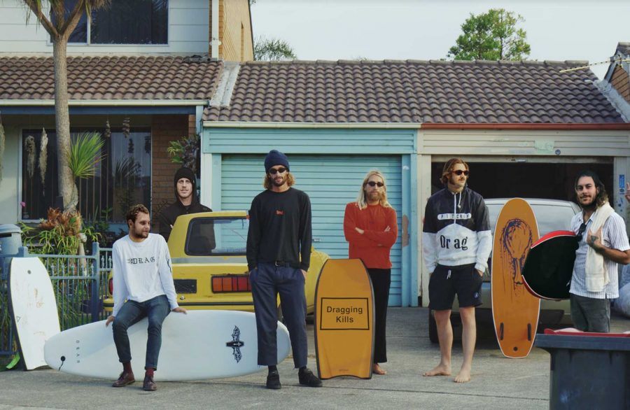 Truce Between Surfers + Spongers? | Chippa, Craig, Creed, Wade, + pour investment money into Drag Co.