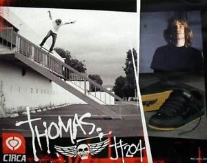 How One Bad Snowboard Industry Year Nearly Sank Jamie Thomas' Skate Career