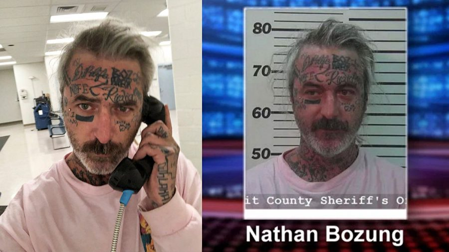 """Nate Bozung Ex-Pro Snowboarder Gets Arrested Following Armed Stand-off   Calls It """"Guerrilla Marketing"""" on Social Media"""