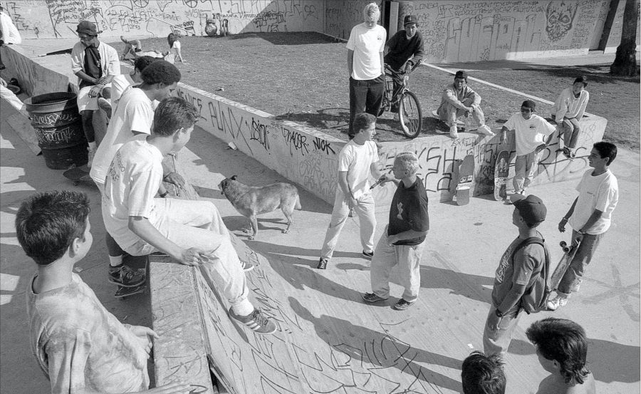 """Back In The Day Where the """"Debris Met The Sea."""" 