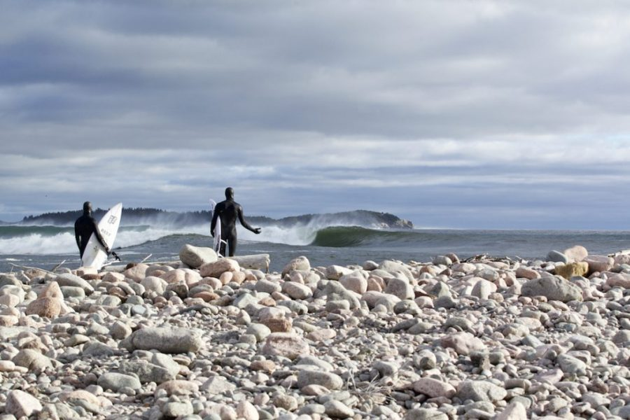 Curse Of The Perilous Sea | The perils of filming surf in the North Atlantic