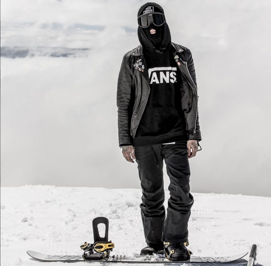 """""""Don't snowboard to win or to become something and/or to get attention from others."""" – PJ Gustafsson Talks"""
