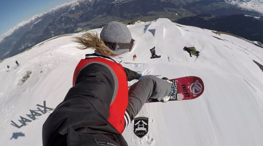"""Why Pro Snowboarders Still Don't Wear Helmets 