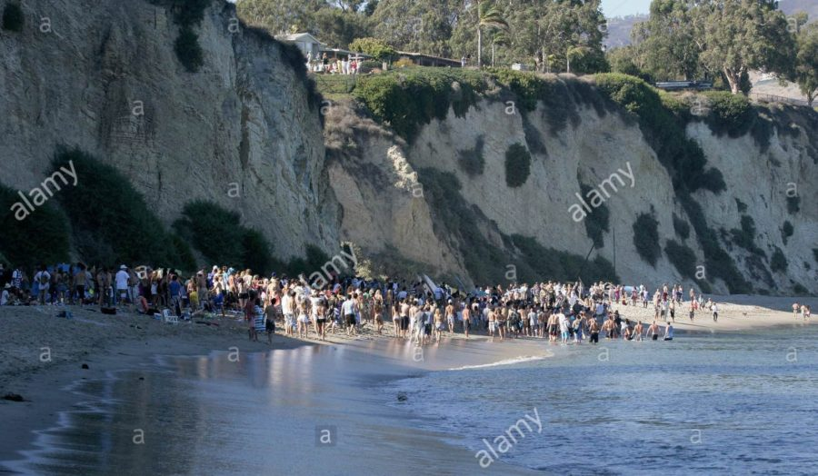 Famous Surf Writer Starts Petition to Ban Non-US Citizens From Private Malibu Wave