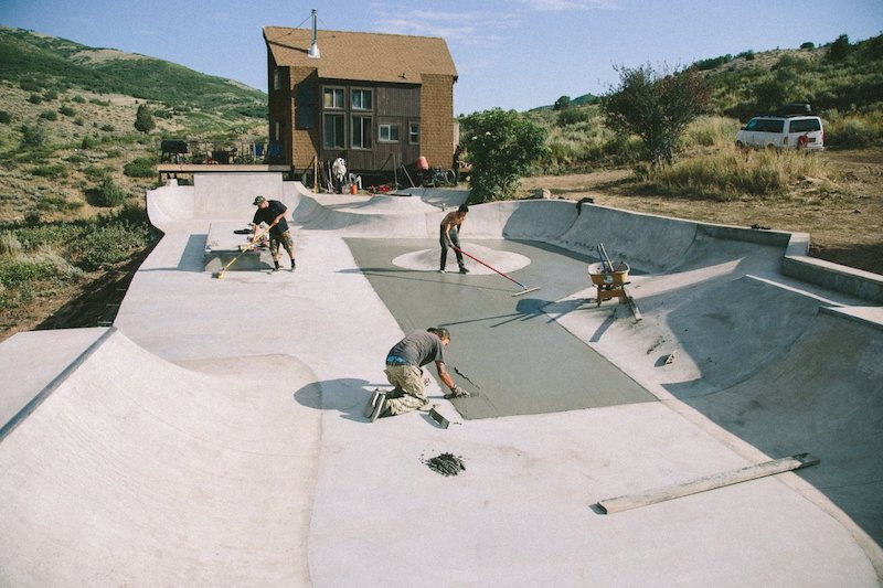 "Building An Off-The-Grid 'Action Sports' Oasis | ""The Freedom Frontier"" is a dream"