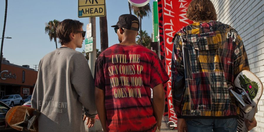 How Fairfax Avenue Became The World's Hype Capital | Fake it till you skate it