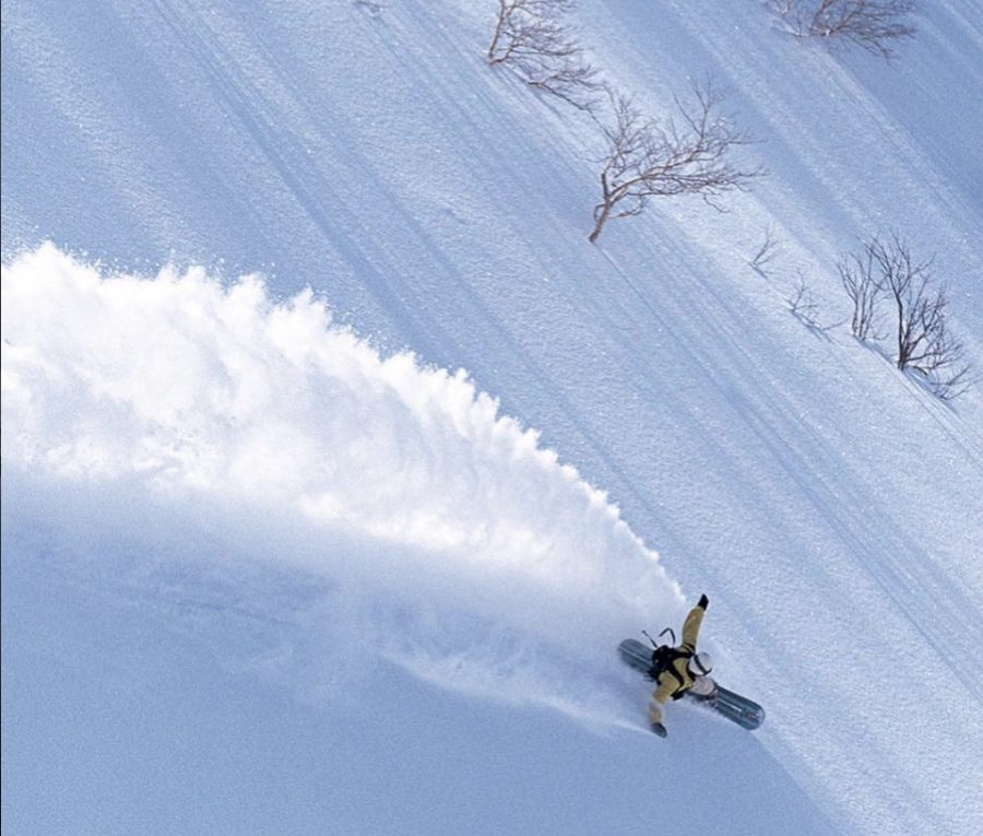 Snowboard Life in Japan According to Snow Surfer + Gentem Stick Founder Taro Tamai