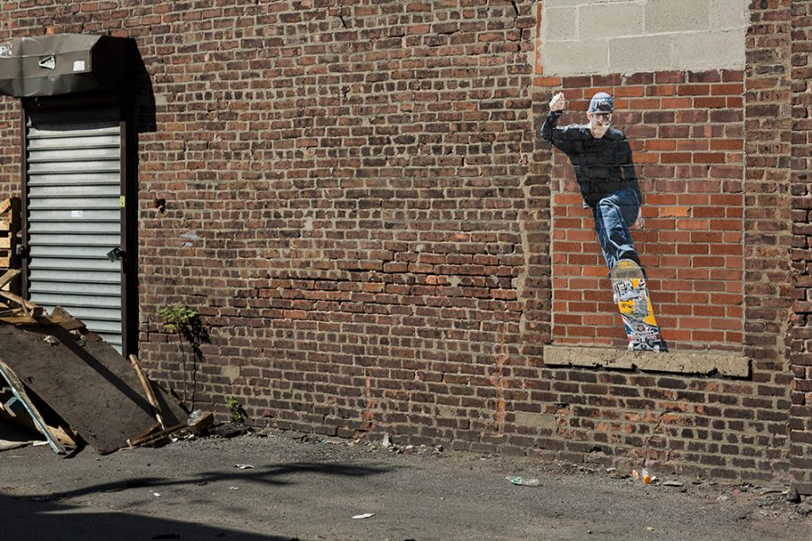 Zered Bassett Emerges As Skateboarding's Banksy | Claims street art as own after years