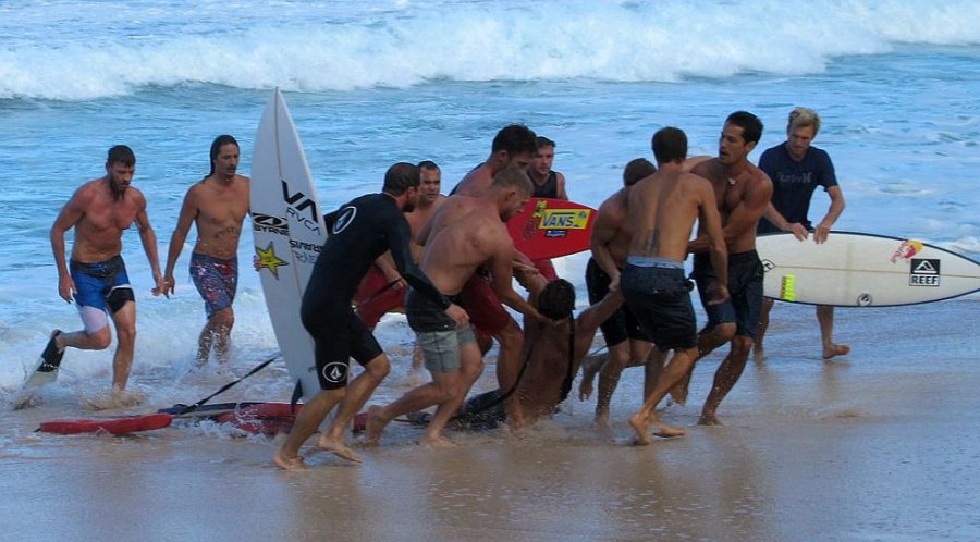 Pipeline's History Of Violence | Recounting the most dangerous slab of reef in the world