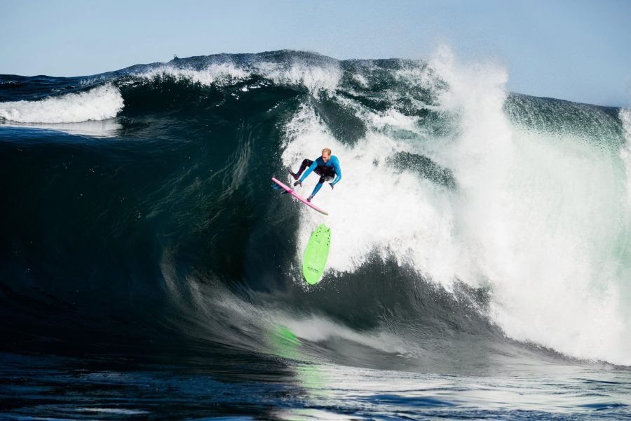 The Mechanics Of Shipstern Bluff | One of the most terrifying waves