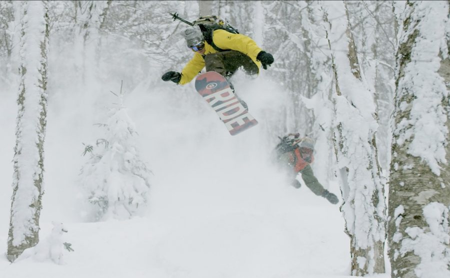 Full Circle Film feat. Jake Blauvelt | Reflecting on happiness in life w/ a true snowboarder